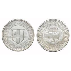USA (Philadelphia mint), half dollar, 1936, York, NGC MS 65.