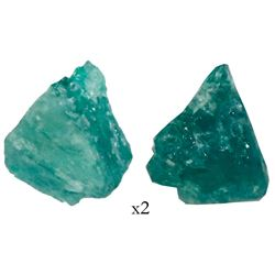 High-quality natural emerald, 1.68 carats, grade 1C, from the Atocha (1622).