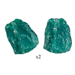 High-quality natural emerald, 1.33 carats, grade 1B, from the Atocha (1622).