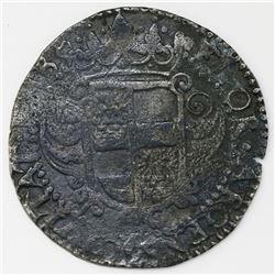 Emden, Germany (Holy Roman Empire), 28 stuber (2/3 thaler), Ferdinand II (1619-37).