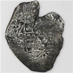Mexico City, Mexico, cob 8 reales, 1706J, rare, ex-Ullian.