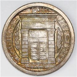 Colombia, 1 peso, 1956, Popayan Mint 200th Anniversary, NGC MS 66.