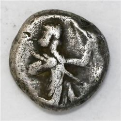 Lydia, Persian Achaemenids, AR siglos, Xerxes to Darius II, 485-420 BC.