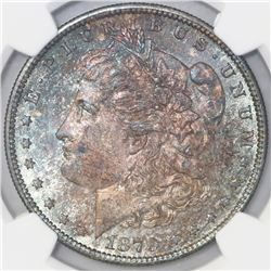 USA (San Francisco mint), $1 Morgan, 1879-S, NGC MS 64.