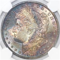 USA (San Francisco mint), $1 Morgan, 1879-S, NGC MS 64.