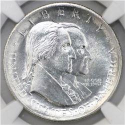 USA (Philadelphia mint), half dollar, 1926, American Sesquicentennial, NGC MS 62.