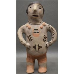 COCHITI POTTERY FIGURE (DAMACIA CORDERO)