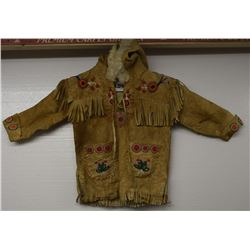 CREE CHILD'S COAT