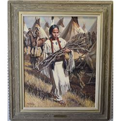 WESTERN PAINTING (BECK)