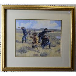 WESTERN PAINTING ( R E PIERCE)