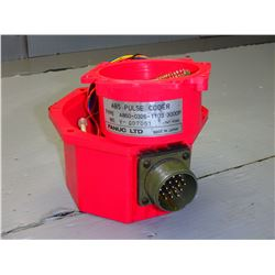 FANUC A860-0326-T103 3000P ABS PULSE CODER W/AC MOTOR CAP