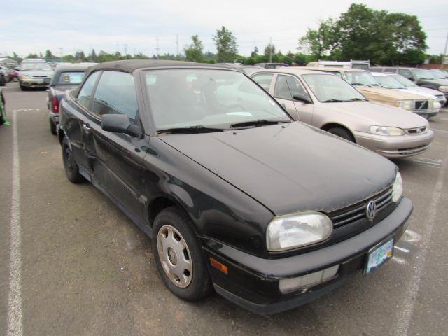 1998 Volkswagen Cabrio Speeds Auto Auctions