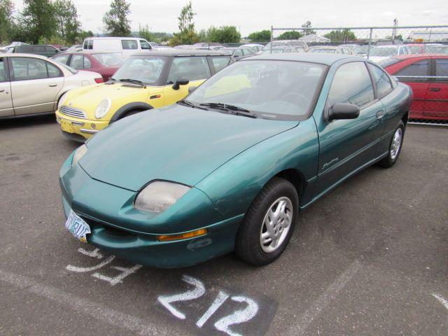 1996 pontiac sunfire speeds auto auctions 1996 pontiac sunfire speeds auto auctions