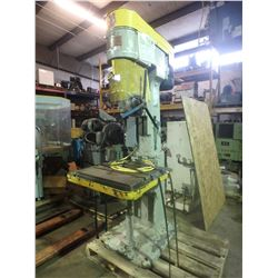 Edlund Drill Press