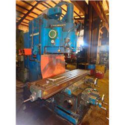 Cincinnati #430-18 Vercipower Vertical Mill