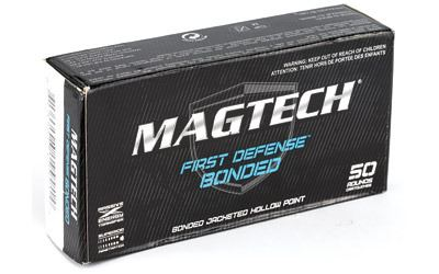 Magtech, First Defense Bonded, 9MM 124 Grain, Bonded