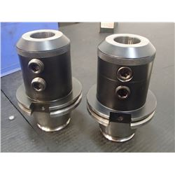 "BIG BCV50 1.25"" Capacity End Mill Holders, P/N: BCV50-EM1.2500-4.000"