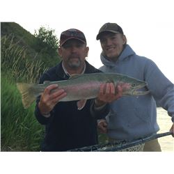 Bow River Fishing/Golfing Package