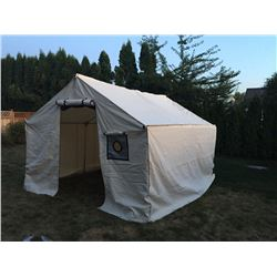 Canvass Wall Tent