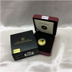 RCM 2010 $200 Gold Coin  (Mintage 0180/4000)