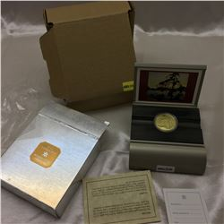 RCM 2002 $200 Gold Coin  (Mintage 04720)