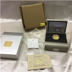 RCM 2003 $200 Gold Coin  (Mintage 00581)