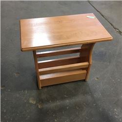 Small Magazine Table