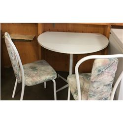 Small Kitchen Table w/2 Chairs
