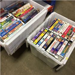 Tote Lots (2): VHS Movie Collection !!!