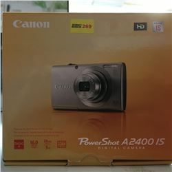 Canon Power Shot A2400 IS Digital Camera