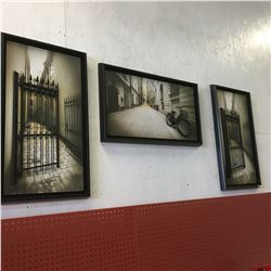 Wall Art Décor Pictures (Dimensional)