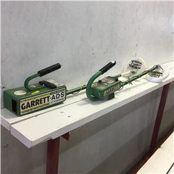 Garrett Metal Detection System (2 Items)