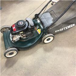 Craftsman 3.5hp Gas Lawn Mower
