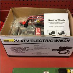 2000Lbs 12V ATV Electric Winch