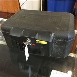 Sentry Lock Box Safe