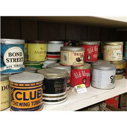 Tobacco Tin Collection (44) !!!