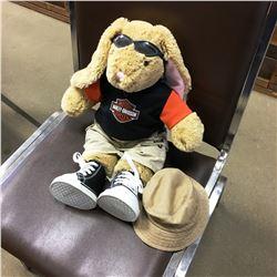 Harley Davidson Bunny Build A Bear
