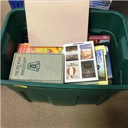 Tote Lot: Books (Variety)