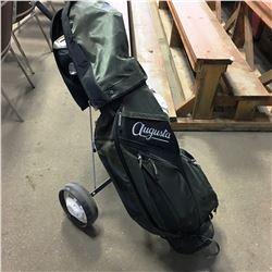 Augusta Golf Clubs/Bag/Caddy