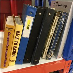Handy Man Books & Manuals