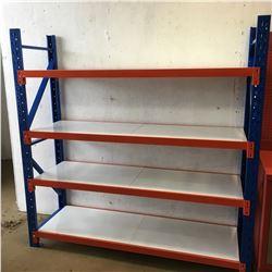 Heavy Duty Warehouse Steel Shelving Rack