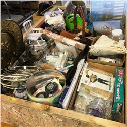 Crate Lot: Crafting & Creation Items