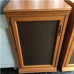 Wood Cabinet - Veneer Top