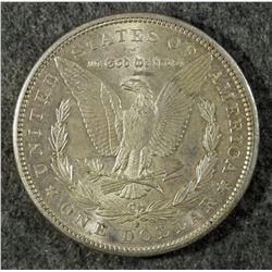 1881 'S' Morgan Silver Dollar