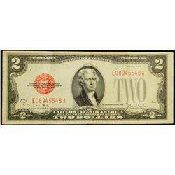1928G - 2 Dollar Banknote USA