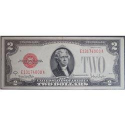 1928G 2 Dollar USA - Fr.1508 - PCGS - ChAU58