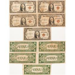 Hawaii $1 World War 2 Emergency Currency