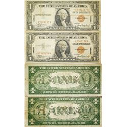 Hawaii WW2 Currency, Star Notes