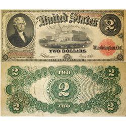US $2, 1917 Series