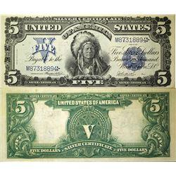 US $5, Chief